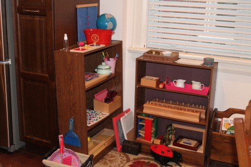 Updated At Home With Montessori Environment (Emphasis on Practical Life)